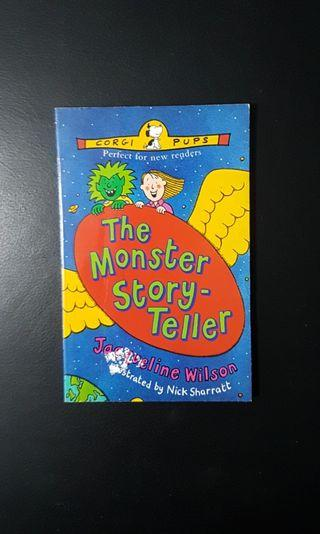 Preloved Storybook: The Monster Story-Teller