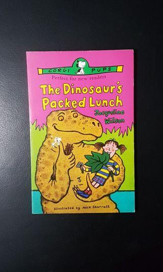 Preloved Storybook: The Dinosaur's Packed Lunch