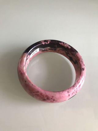 天然薔薇輝 (手鐲)厚1.8cm