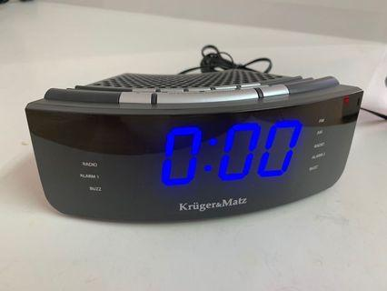 時鐘收音機