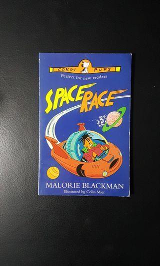 Preloved Storybook: Spacerace
