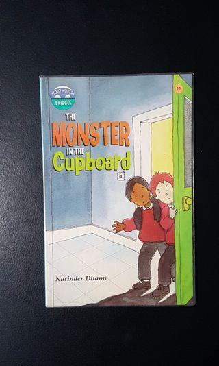 Preloved Storybook: The Monster in the Cupboard