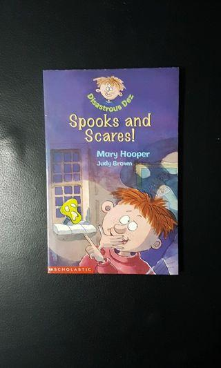 Preloved Storybook: Spooks and Scares!