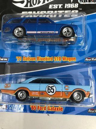 Hotwheels 50th years anniversary Wagon