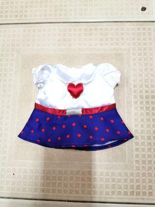 小型公仔裙
