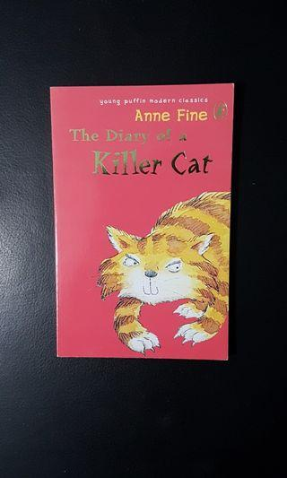 Preloved Storybook: The Diary of a Killer Cat