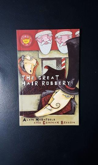 Preloved Storybook: The Great Hair Robbery