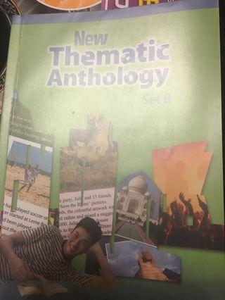 New Thematic Anthology