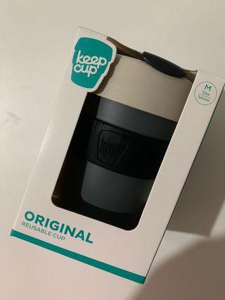 🚚 KeepCup Reusable Coffee Cup - 12oz/340ml