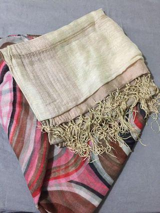 Buy 1 free 1 shawl
