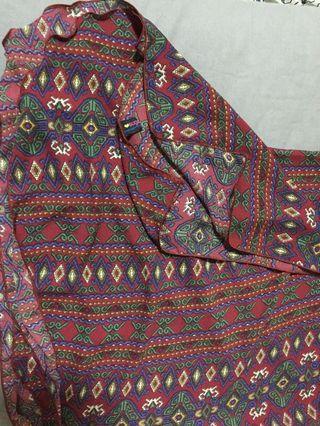 Sugarscarf shawl