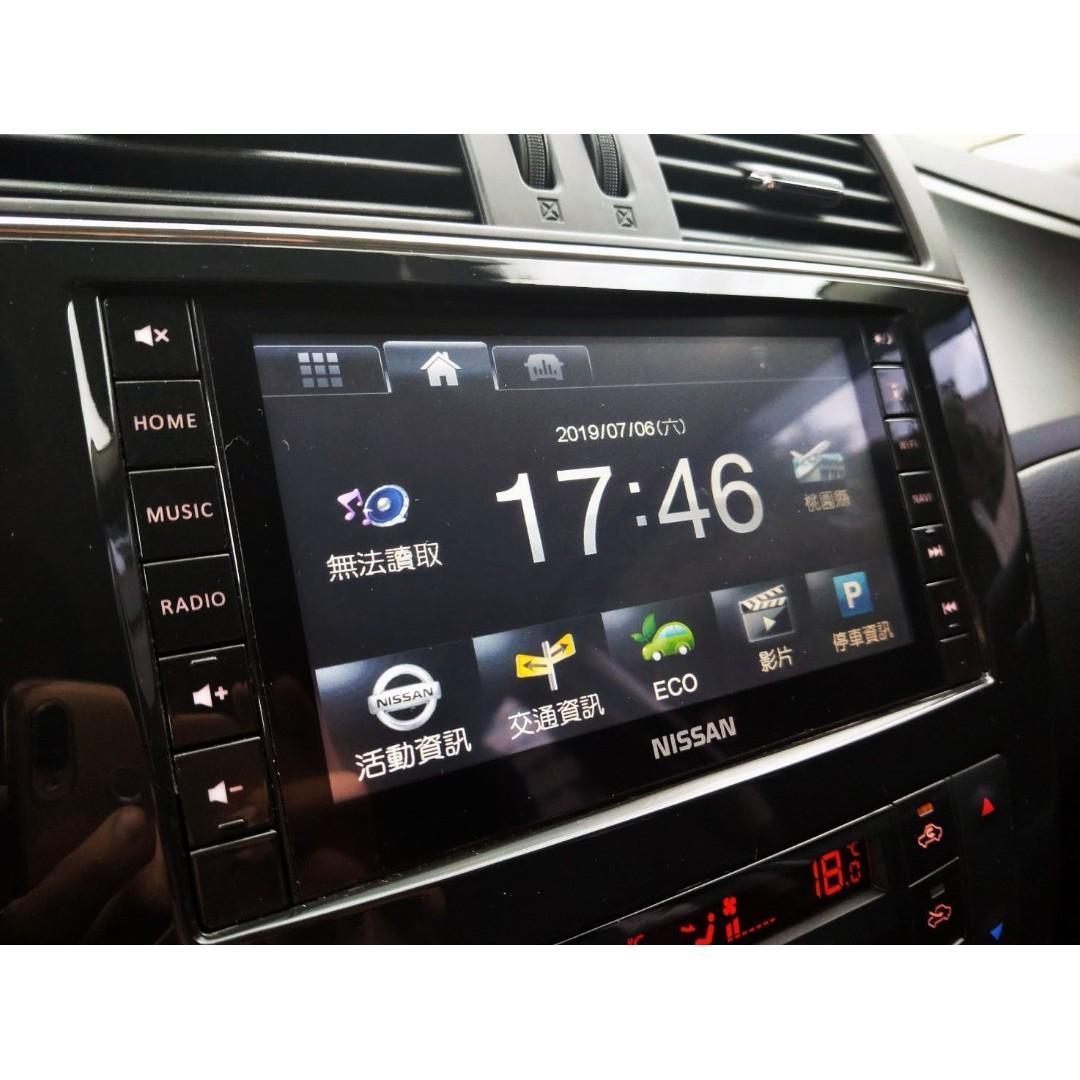 佛心公司全台同款車最低價2013年NIISA TIIDA 一手車 全車原鈑件 超其全配備 大衛魔術算什麼!! 魔術大空間才是厲害