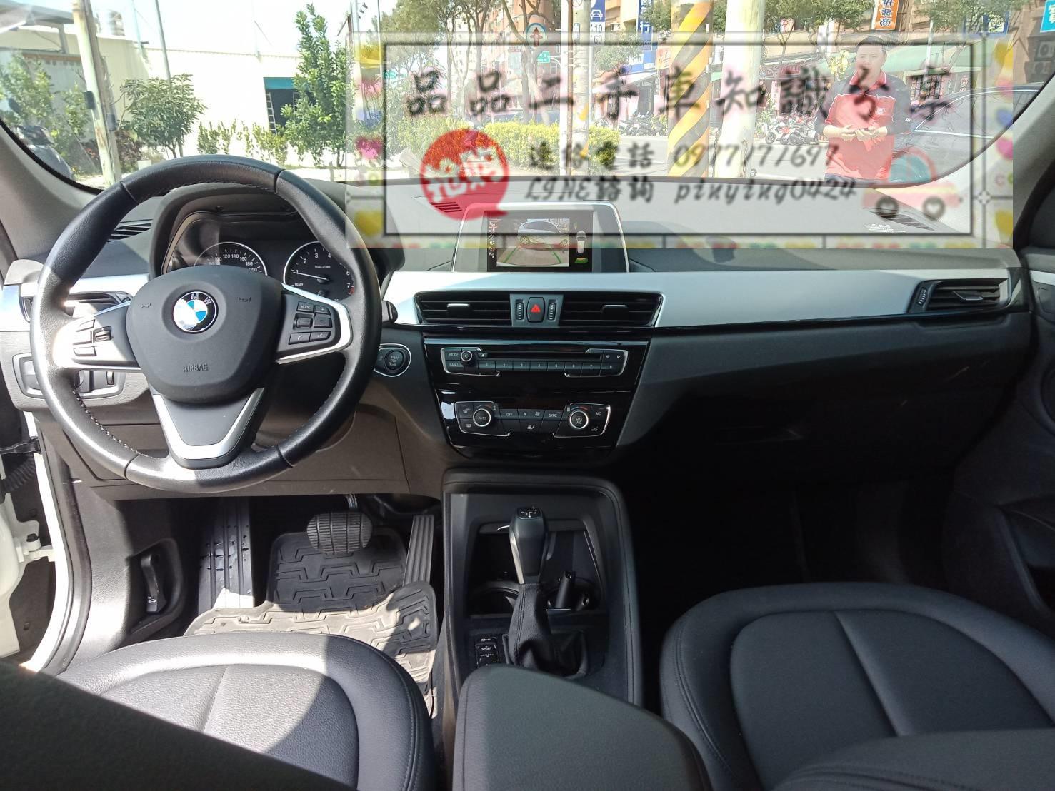 2016年 BMW X1 白