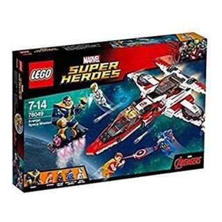 LEGO 76049 Avenjet Space Mission