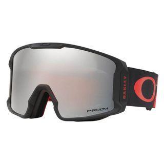 Oakley Line Miner Ski Goggle - Red Black