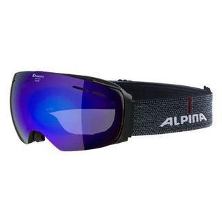 Alpina Granby Mm Sph Ski Goggle - Black