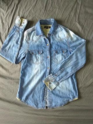 Denim Top / Jacket
