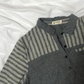 百搭條紋襯衫