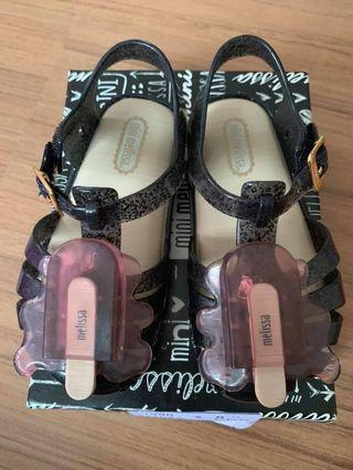 Brand new Melissa kids shoes