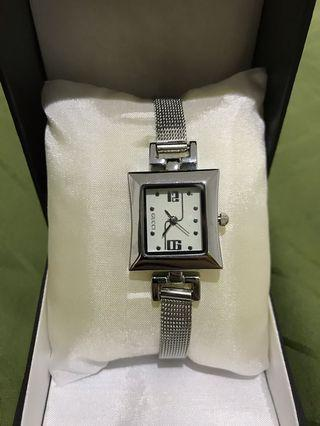 Gucci Silver Stainless Steel Watch