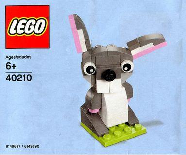 Lego Monthly Build 2016 40210 Bunny Polybag