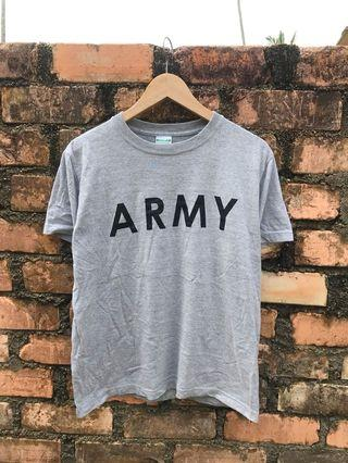 ARMY SPELLOUT TEE