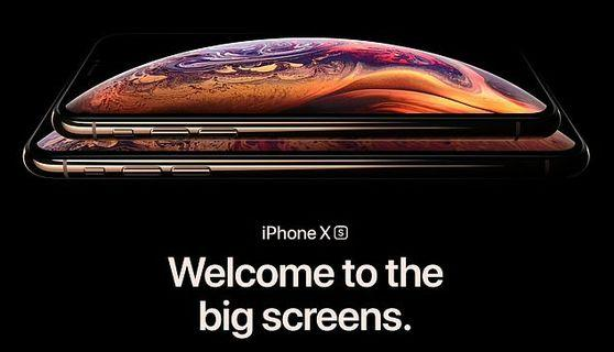 iPhone XS / iPhone XS MAX Recontract
