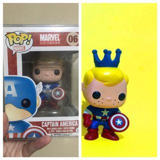 funko pop captain america   Toys & Games   Carousell Philippines