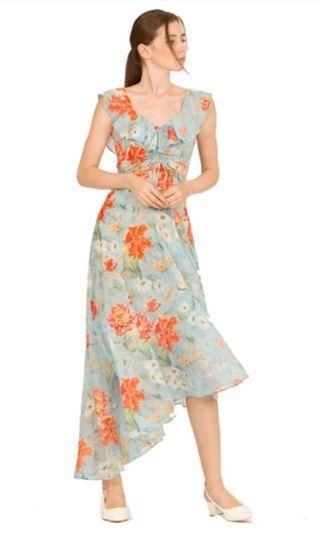 Doublewoot Diorime Powder Blue Dress