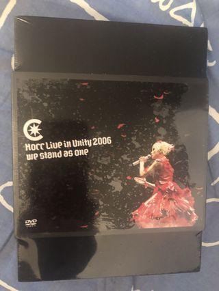 全新!🈹️何韻詩 Hocc 演唱會 DVD Boxset
