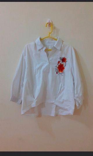 Tshirt flower BKK ORIGINAL NEW STORE 100%