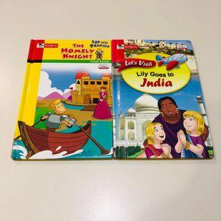 Storybook for Easy Reading