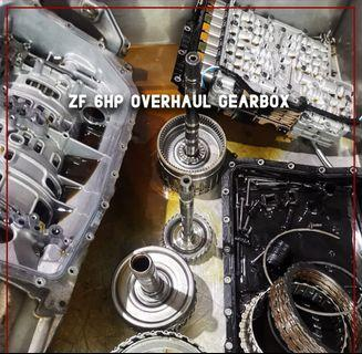 Overhaul and repair all kind of Automatic Transmission