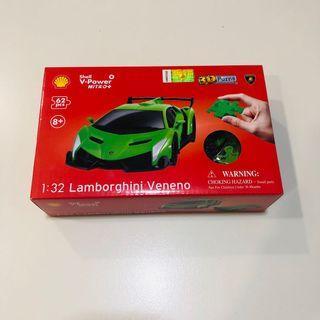Shell.Lamborghini 3D Puzzle