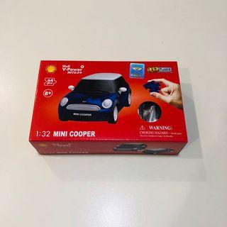 Shell Mini Cooper 3D Puzzle