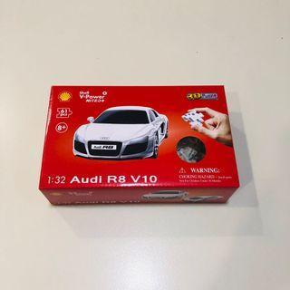 Shell Audi 3D Puzzle