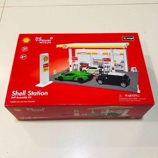 Shell Station 3D Puzzle