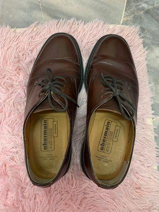 Obermain handmade leather shoes
