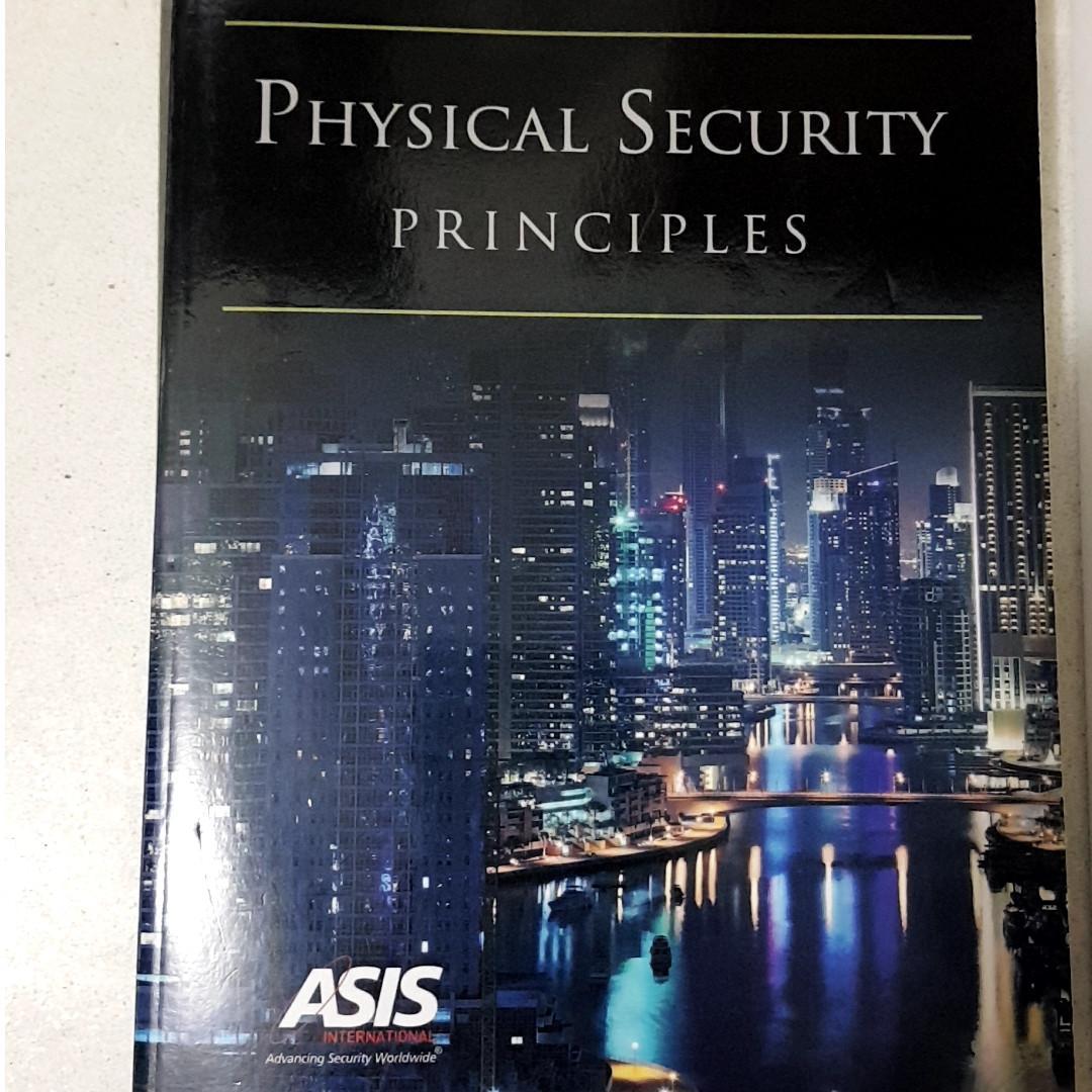 Asis Psp Certification Book Material Bundle Physical