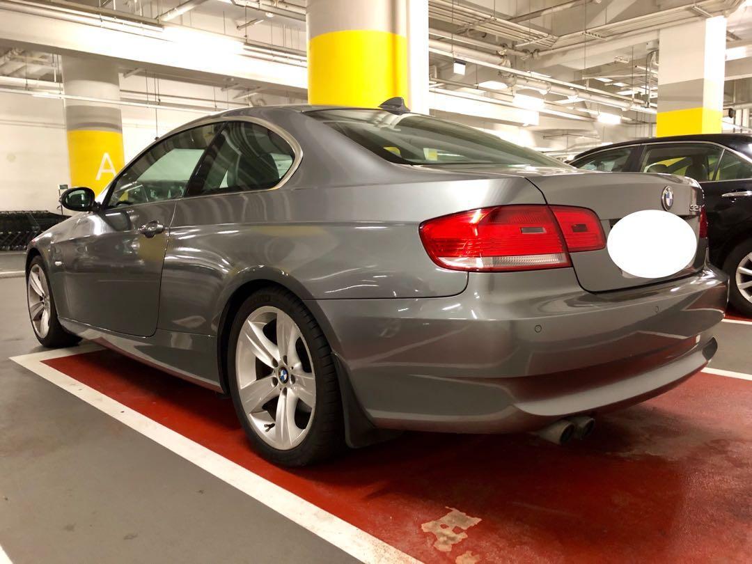 BMW 325I Coupe 2006