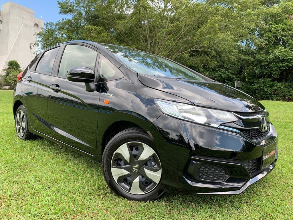 Brand New Honda Fit Hybrid 1.5A For Rent