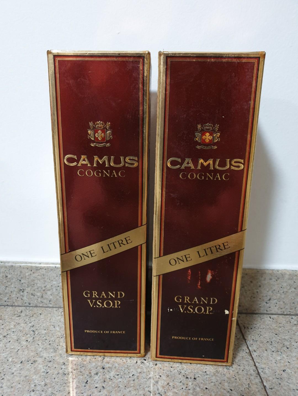 Camus Cognac Grand VSOP 1 Litre