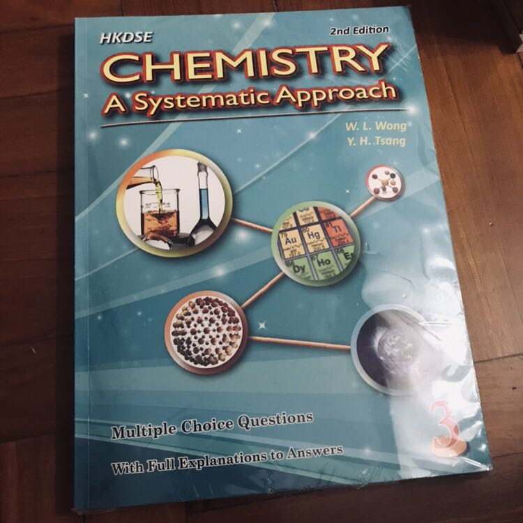 Chemistry A Systematic Approach 3 MC