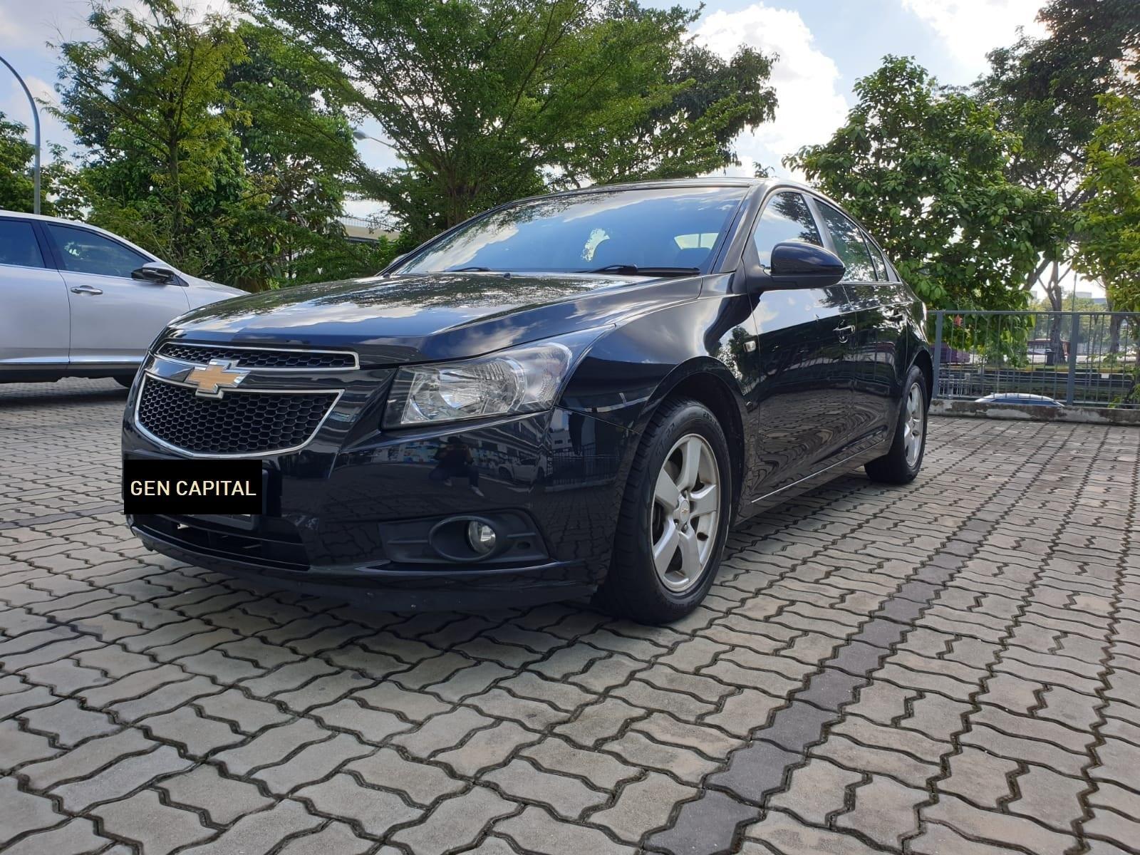 Chevrolet Cruze * Lowest rental rates, good condition!