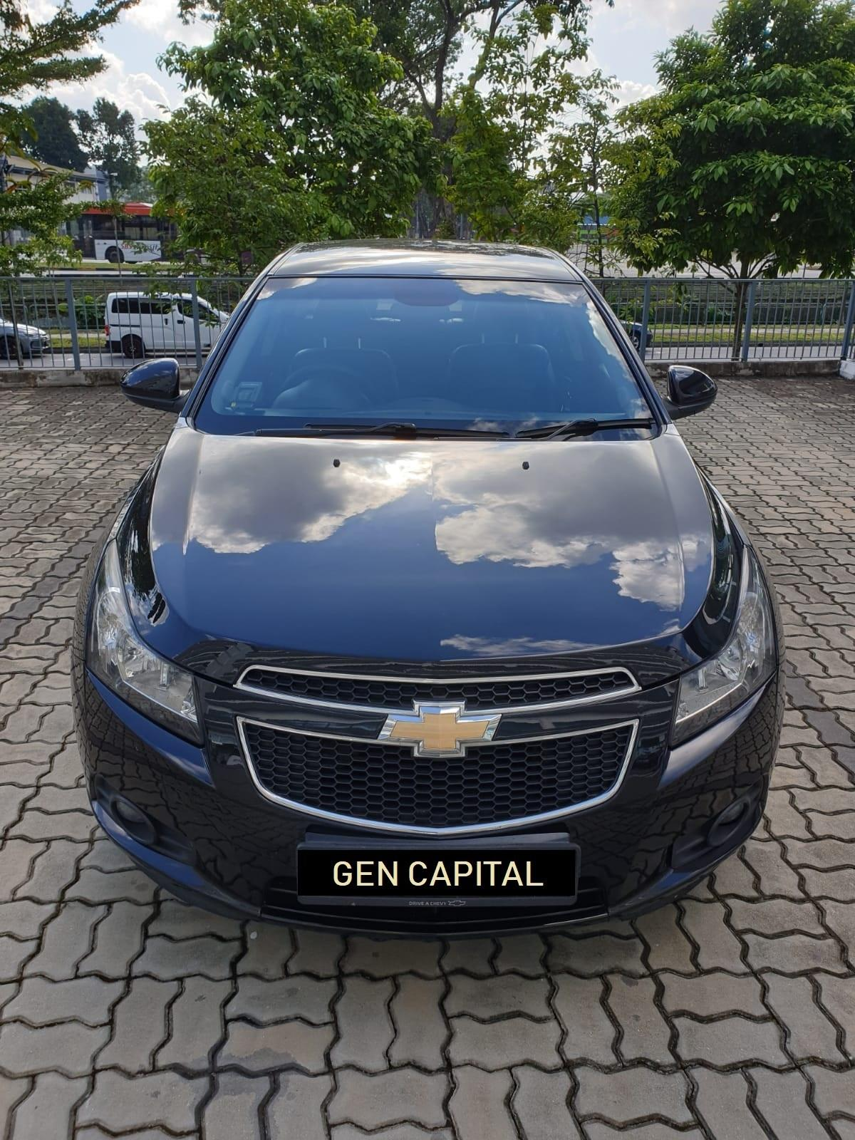 Chevrolet Cruze * Lowest rental rates, good condition!