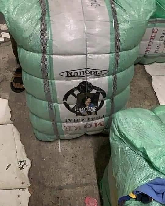 Distributor pakaian bekas impor