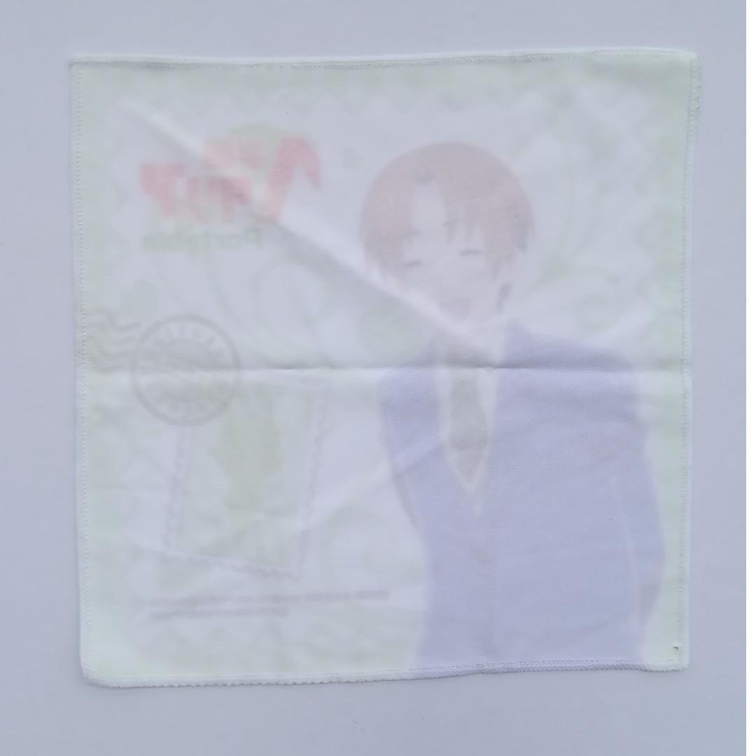Gakuen Hetalia Portable - Italy ver. (Feliciano) - Mini Towel / Glasses Cleaner