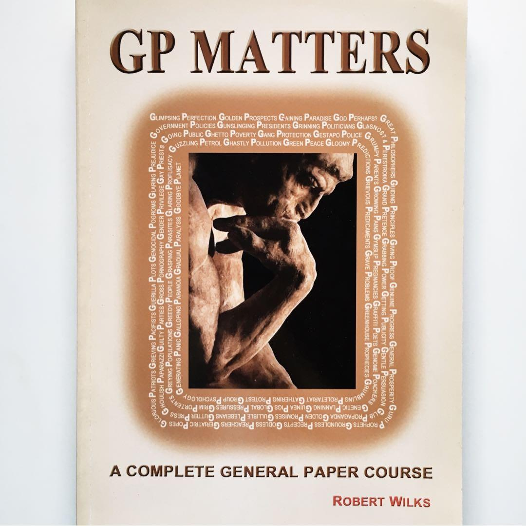 GP Matters by Robert Wilks