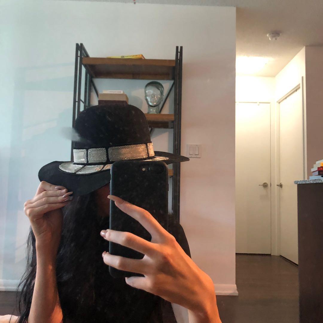H&M studio hat