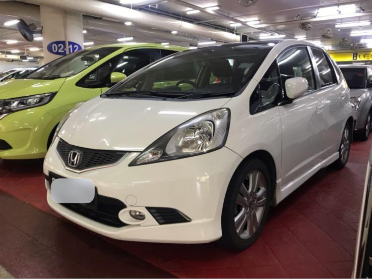 Honda Jazz 1.5L Auto for short term rent rental lease leasing